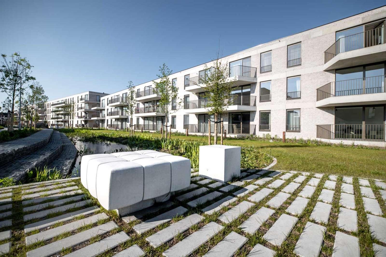 Cores Development Sint-Niklaas projectfotografie-21